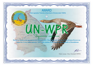 UN-WPR Award